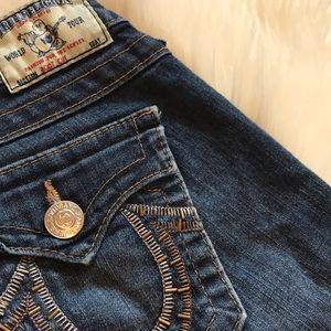 True Religion Bootcut Jean